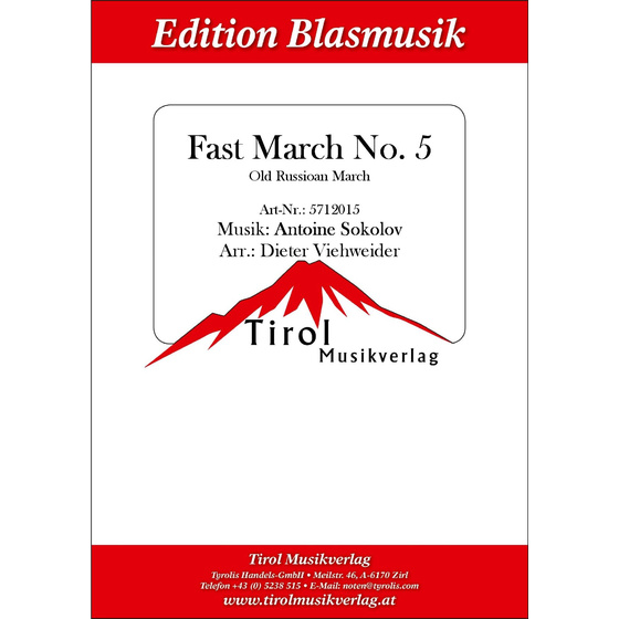 Fast March No. 5